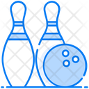 Alley Pins Bowling Bowling Game Icon