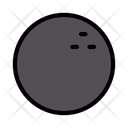 Bowling Skittle Ball Icon