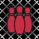 Bowl Bowling Game Icon
