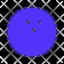 Sport Bowling Ball Icon