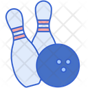 Bowling Bowling Ball Game Icon