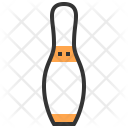 Bowling Pin Play Icon
