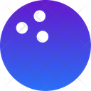 Bowling Ball Bowling Game Alley Pins Icon