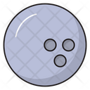 Bowling Skittle Game Icon