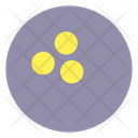 Bowling Game Ball Icon