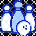 Bowling Bowling Game Sports Icon