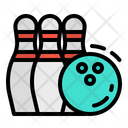 Bowling Hobby Icon