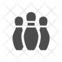 Bowling Pin Pin Bowling Icon