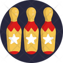 Bowling Game Sports Icon