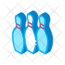 Sport Game Bowling Icon