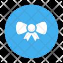 Bow Ribbon Ornament Icon