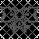 Bow Decorative Bow Bowtie Icon