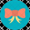 Bowtie Ribbon Tie Icon