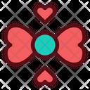 Bowtie Tie Icon