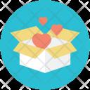 Box Chocolate Gift Icon
