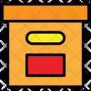 Box Stationary Gift Icon