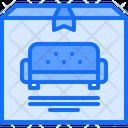 Box Delivery Furniture Icon