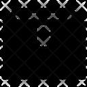 Business Donwload Box Icon