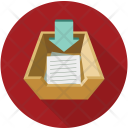 Box Packaqge Delivery Icon