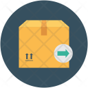 Box Parcel Package Icon