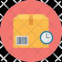 Box Parcel Emergency Icon