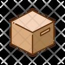 Box Courier Box Courier Icon