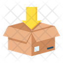 Packing Box Parcel Icon