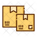 Packaging Box Parcel Icon