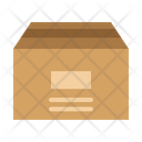 Box Cardboard Package Icon