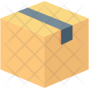 Box Cardboard Delivery Icon