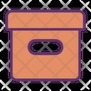 Box Delivery Box Courier Icon