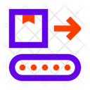Box Loading Transportation Icon