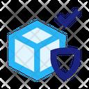 Box Check Verify Icon