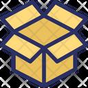 Add Box Open Icon