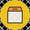 Box Package Carton Icon