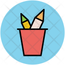 Box Pencils Pencil Icon