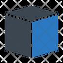 Box Carton Toy Icon