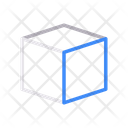 Box Cube Virtual Icon