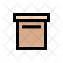 Box Basket Saving Icon