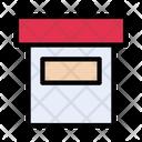 Box Carton Files Icon