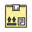 Box Delivery Color Icon