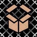 Box Parcel Carton Icon
