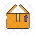 Box Delivery Ecommerce Icon