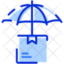Box Protection Shipping Icon