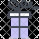 Box Christmas Gift Icon