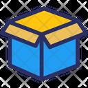 Box Cube Box Delivery Icon
