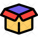 Box Shipping Package Icon