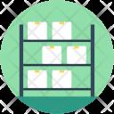 Box Shelf Shipment Icon