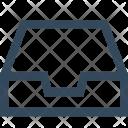 Box Inbox Mailbox Icon