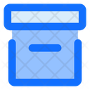 Box Package Storage Icon